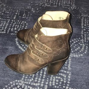 Freebird Malbec boots